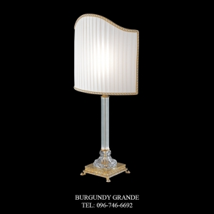 LSG 13991/1, Luxury Table Lamp from Italy