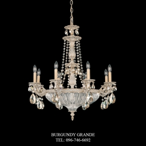 Milano 5692, Luxury Chandelier from Schonbek