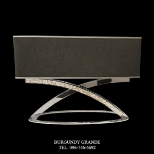 2210/LP, Luxury Modern Table Lamp from Italy