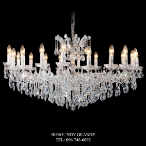 C-607/20, Luxury Crystal Chandelier from Spain