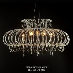 L 14343/10 S, Luxury Crystal Chandelier from RDV
