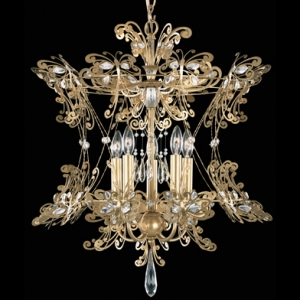 Petite Laurelie PL6545, Luxury Chandelier from Schonbek