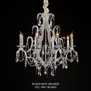 L 14332/6, Luxury Crystal Chandelier from RDV