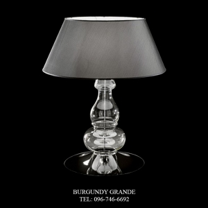 8009/PT, Luxury Classic Table Lamp from Italy