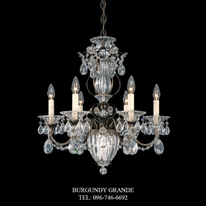 Bagatelle 1246, Luxury Crystal Chandelier from Schonbek, America