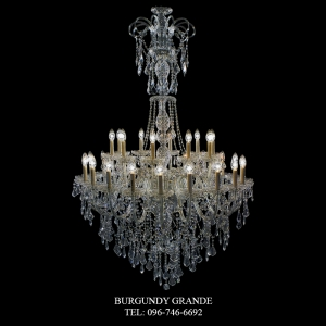 ROYAL 20+10, Luxury Crystal Chandelier from Spain
