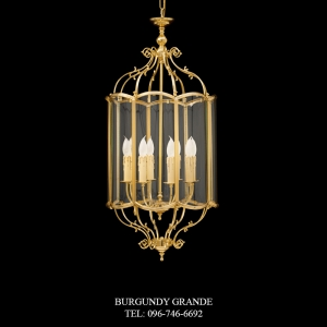 LN 13089/8 G, Luxury Lantern from Italy
