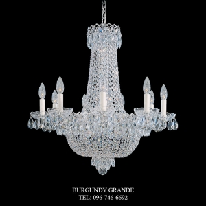 Camelot 2621, Luxury Chandelier from Schonbek