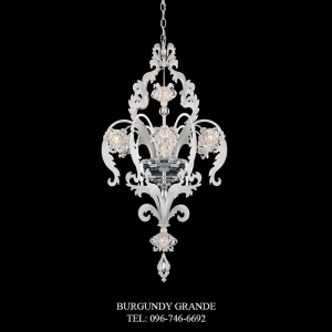Brocade BR3856, Luxury Chandelier from Schonbek