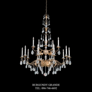 Emperio EM1215, Luxury Chandelier from Schonbek