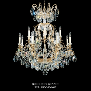 Renaissance 3772, Luxury Chandelier from Schonbek