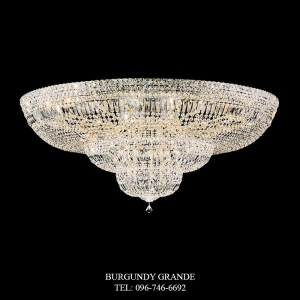 Petit Crystal Deluxe 5897, Luxury Ceiling Lamp from Schonbek