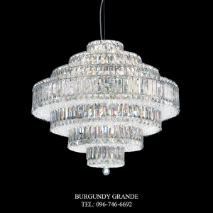 Plaza 6677, Luxury Chandelier from Schonbek