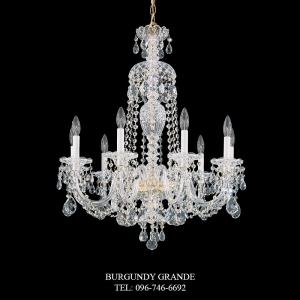 Sterling 2996, Luxury Chandelier from America