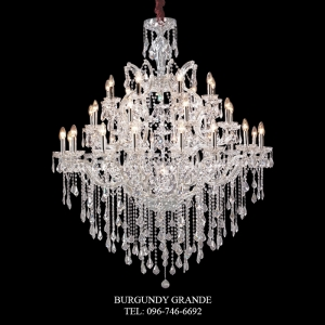 Natacha, Luxury Classic Crystal Chandelier from Europe