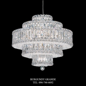 Plaza 6673, Luxury Chandelier from Schonbek