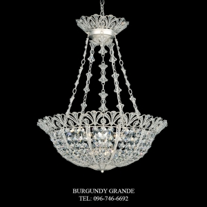 Tiara 9849, Luxury Classic Ceiling Lamp from America
