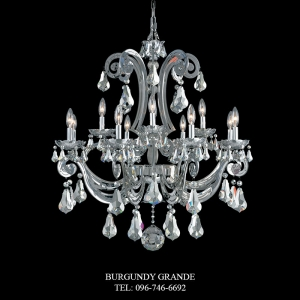 Cadence 5335, Luxury Chandelier from Schonbek