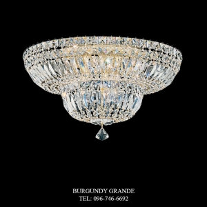 Petit Crystal Deluxe 5894, Luxury Ceiling Lamp from Schonbek