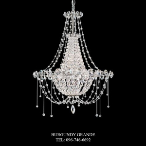 Chrysalita CM8319, Luxury Classic Crystal Chandelier from America