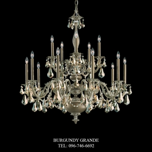 Alea AL6525, Luxury Chandelier from Schonbek, America