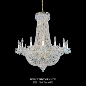 Camelot 2627, Luxury Chandelier from Schonbek
