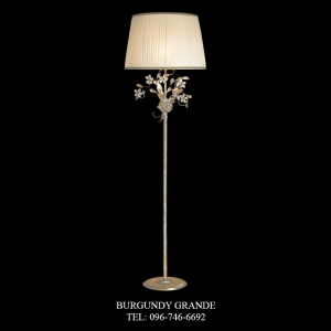 LT 13770/3, Luxury Floor Lamp from Italy
