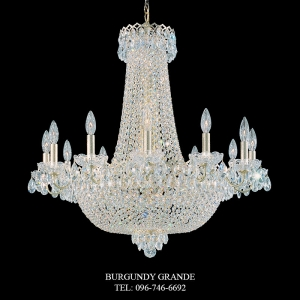 Camelot 2623, Luxury Chandelier from Schonbek