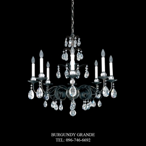 Emperio EM1208, Luxury Chandelier from Schonbek