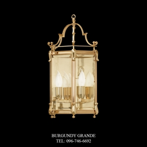 A 13156/2, Luxury Wall Lamp Lantern from Italy