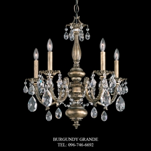 Alea AL6515, Luxury Classic Chandelier from Schonbek, America