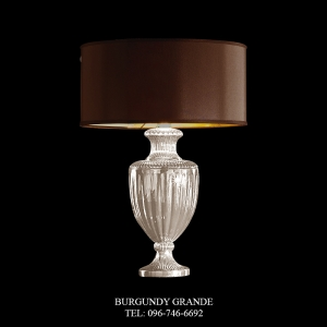 8062/GD, Luxury Classic Table Lamp from Italy