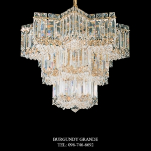 Equinoxe 2712, Luxury Chandelier from Schonbek