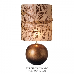 Sahara, Luxury Contemporary Table Lamp from France