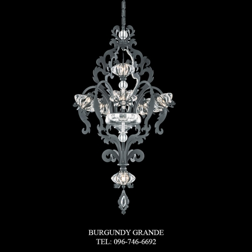Brocade BR3855, Luxury Chandelier from Schonbek