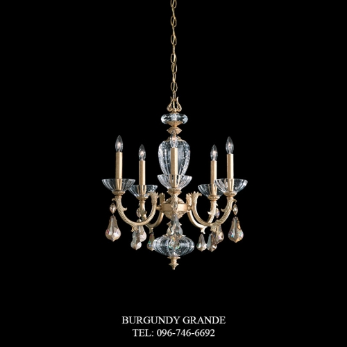 Poeta PO6615, Luxury Chandelier from Schonbek